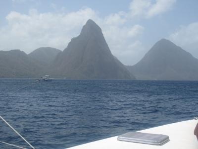 Turystyka St Lucia